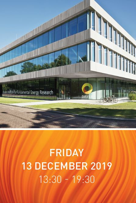 Save the date DIFFER 60, 13 December 2019