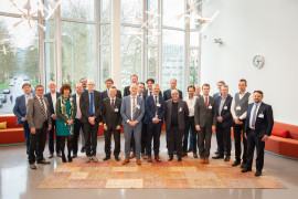 DIFFER hosts roundtable on ITER project and involvement of Dutch industry