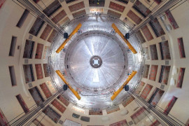 Start of ITER reactor assembly