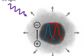 New mechanism for charge transport in metal nanoparticles